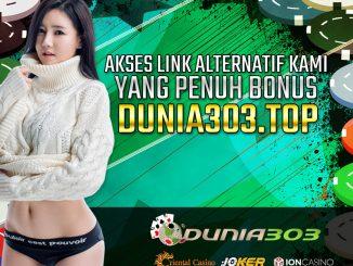 Daftar Situs Judi Slot Online Terbaik & Terpercaya DUNIA303